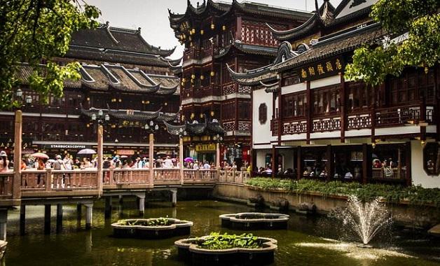 上海古典园林·上海豫园
