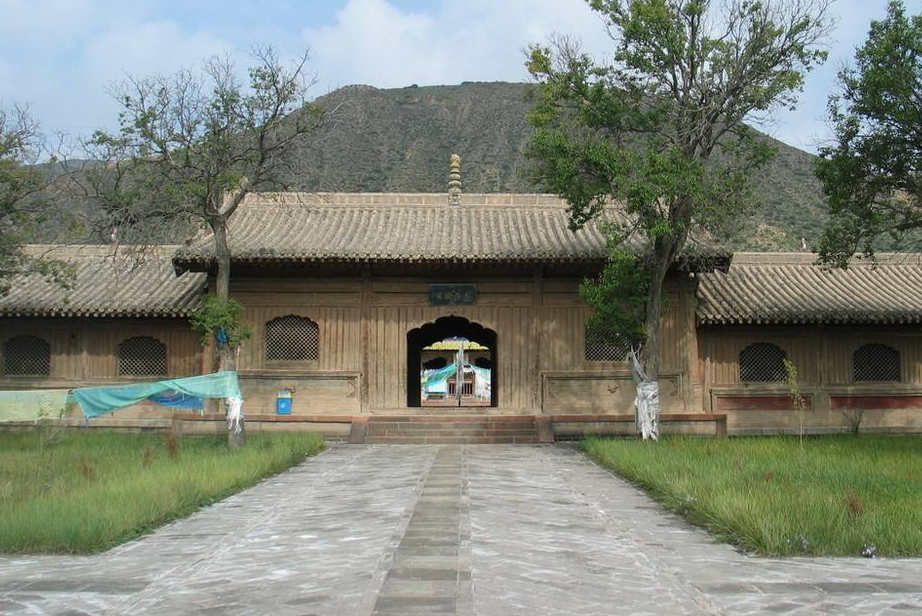 青海瞿昙寺