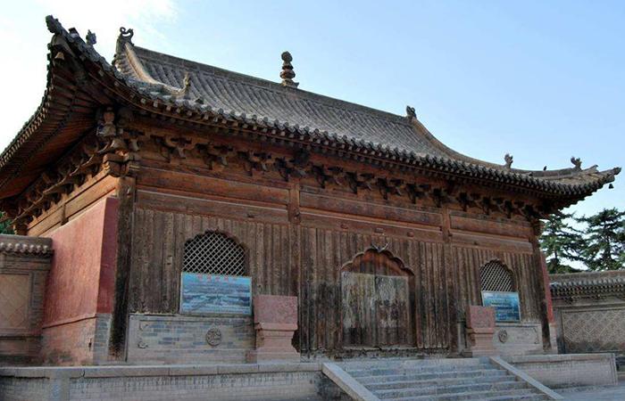 青海瞿昙寺——青海佛教寺院中独树一帜
