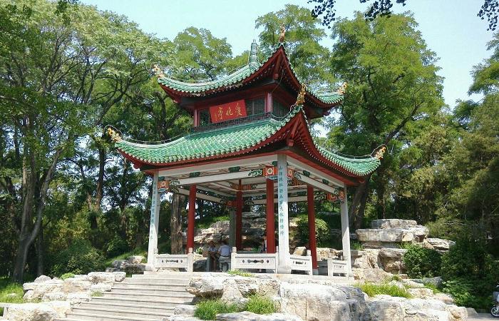 陶然亭公园——中国四大名亭之一