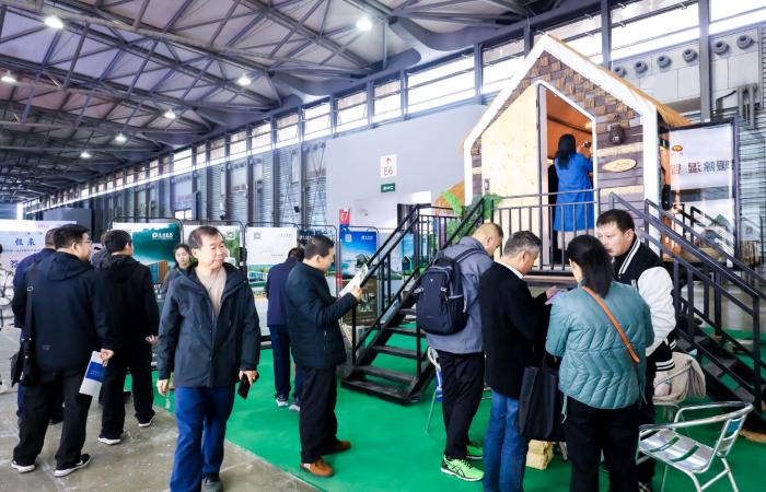 年末民宿行业盛会——第六届上海国际民宿文化产业博览会