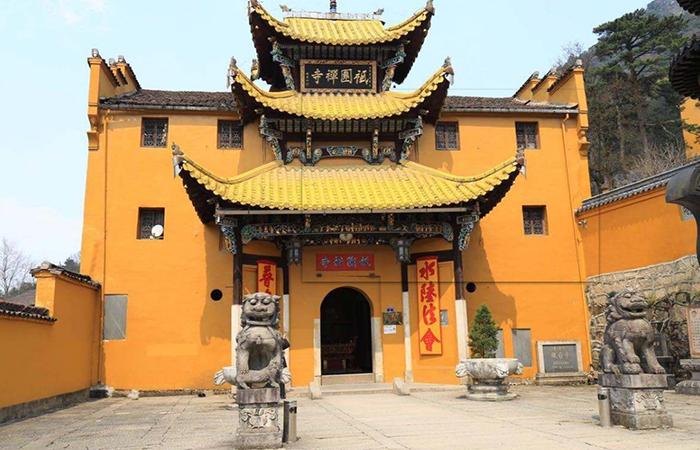 祇园寺——九华山全山寺院之冠