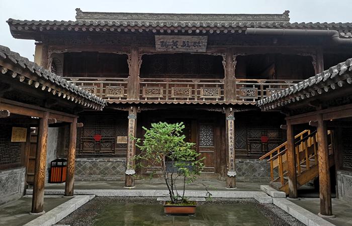 天水胡氏古民居——全国罕见的明代民居古建筑宅院群