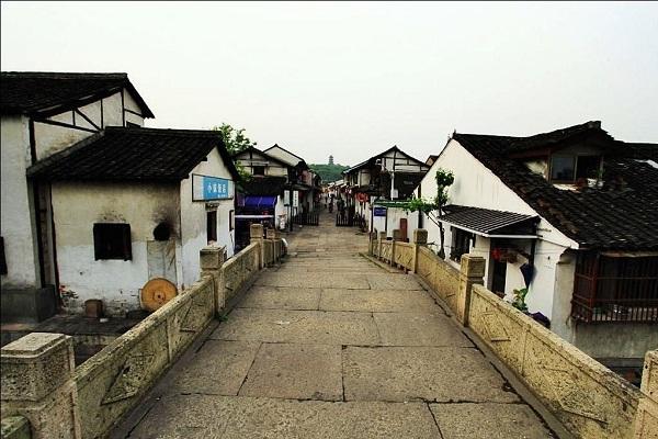 绍兴古城·八字桥