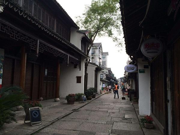 前后观巷历史街区
