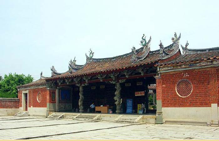 """安溪文庙:""""名冠八闽"""",宫殿式古建筑!"""