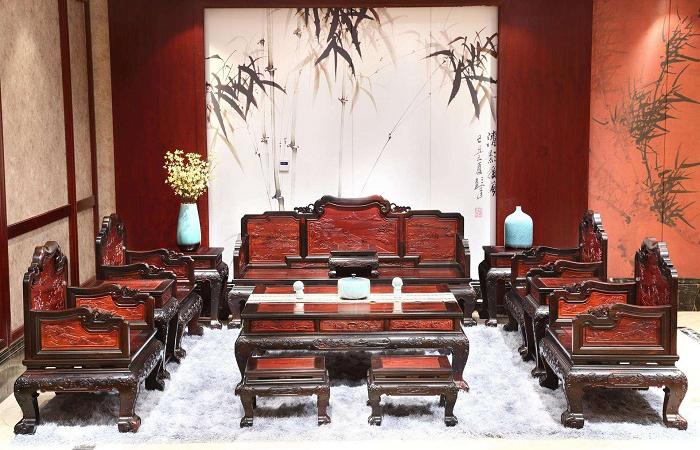 """浅谈红木家具与中国古建筑的""""亲密关系"""""""