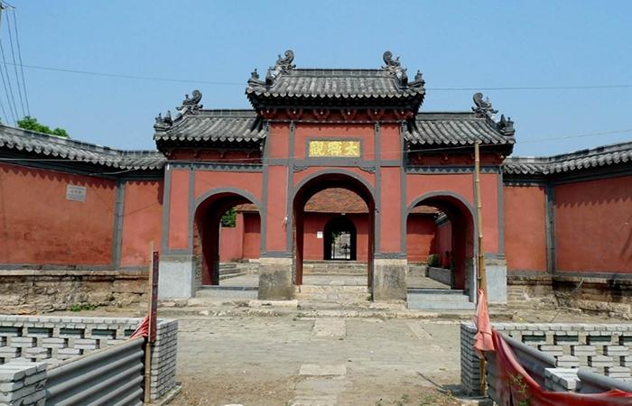 湖北古建筑荆州三观:玄妙观、太晖观、开元观