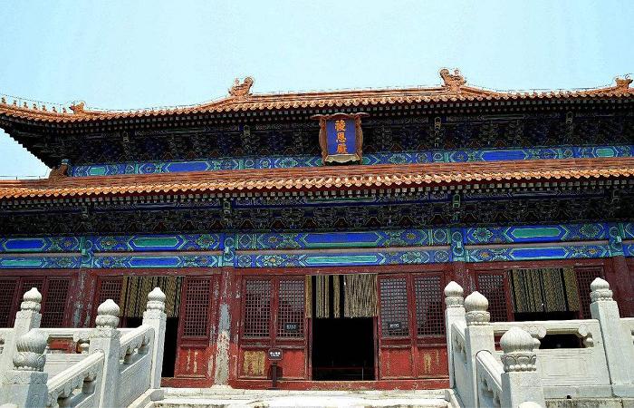 明十三陵长陵的祾恩殿为什么被称为世界上绝无仅有的建筑?