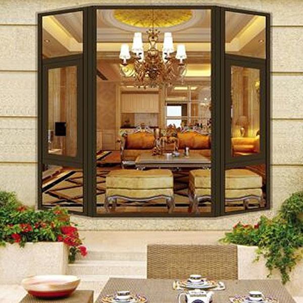 断桥铝门窗平推拉铝合纱窗一体窗隔音门窗纱窗封窗户--杭州君工金属制品有限公司