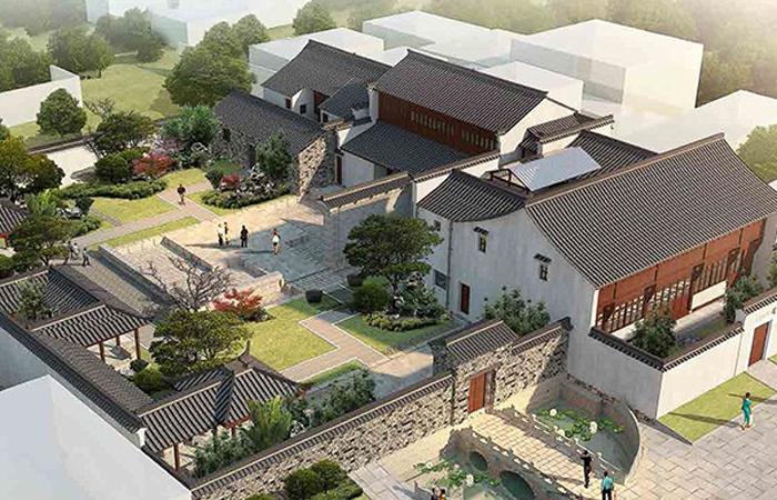 府邸故居方案設計