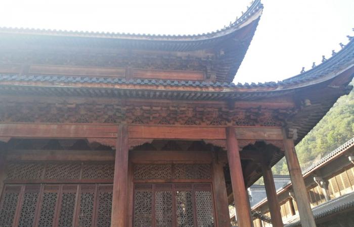 金华浦江寺院