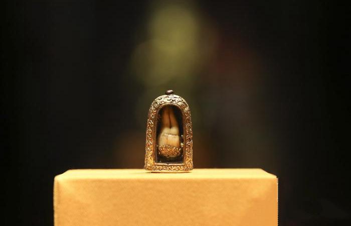 280件故宫和扎什伦布寺珍贵文物共同亮相午门展厅