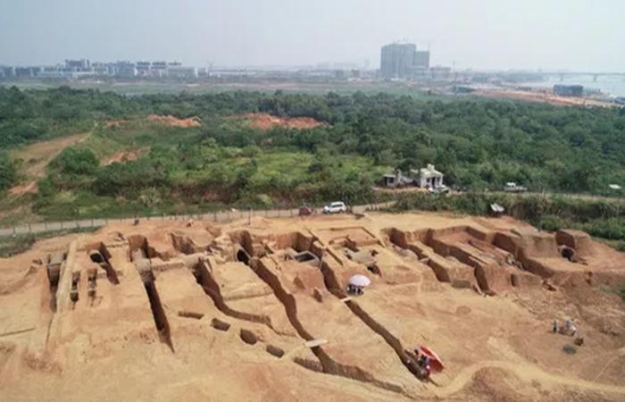 江西南昌发现保存较好的大型六朝墓群,国内罕见!