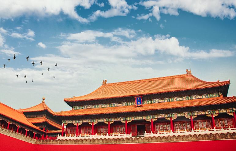 北京传统建筑