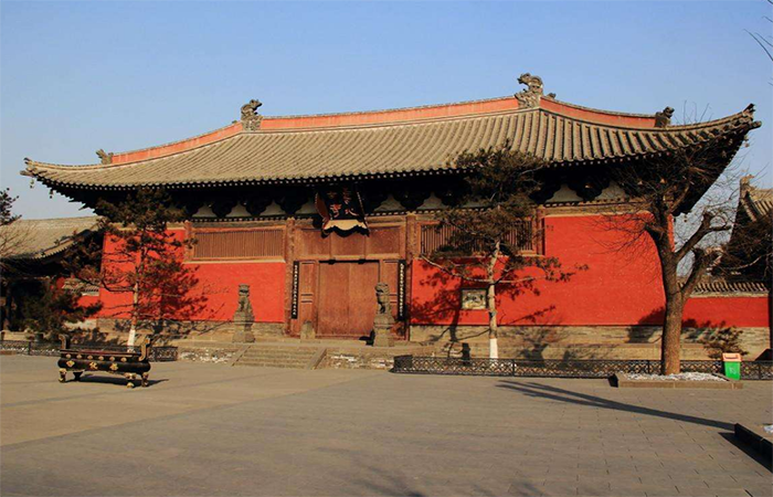 大同善化寺——辽、金建筑艺术的珍品