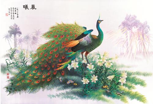 广绣·晨曦