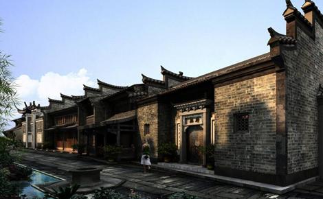 錦華古建筑合作、項目加盟