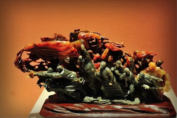 寿山石雕作品