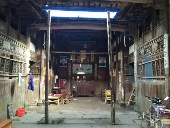 出售_清末古宅,占地面积250平方左右的老宅,原址没拆。