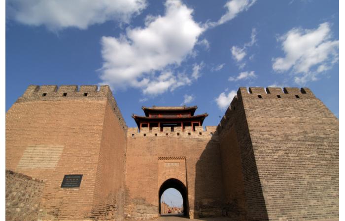 鸡鸣驿城——古代邮局和重要的军事基地