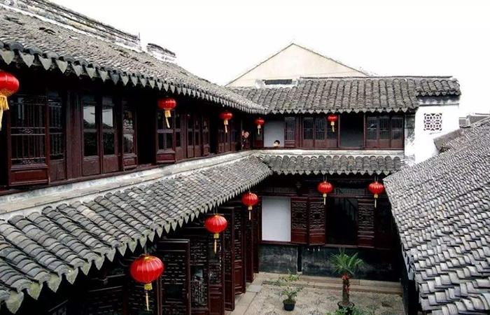 苏南传统民居的建筑特色和装饰艺术