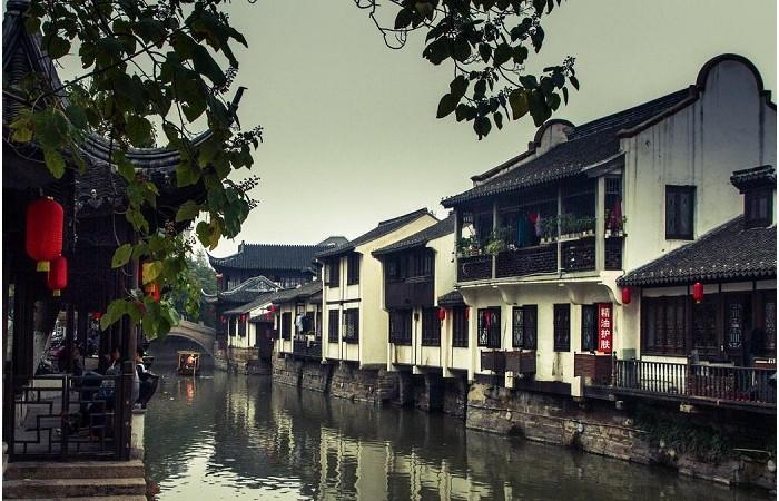 上海11个古镇分别是什么?