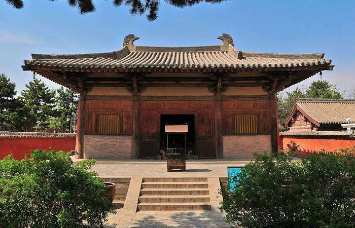 解说唐朝建筑的艺术风格与特点