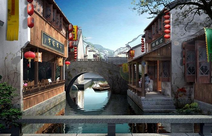 江南六大古镇哪个最美?