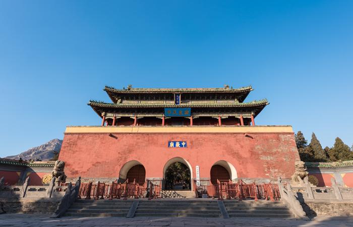 天地之中历史建筑群:真正的古建筑宝库,横跨三千年!