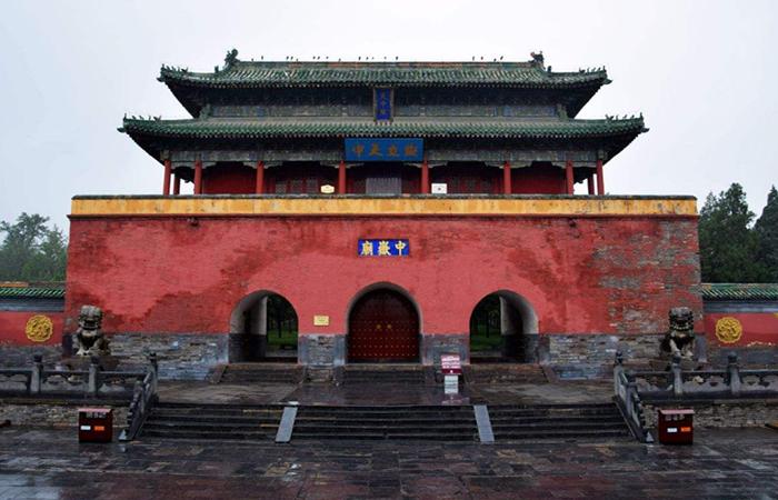 中岳庙——河南规模最大、最完整的古建筑群