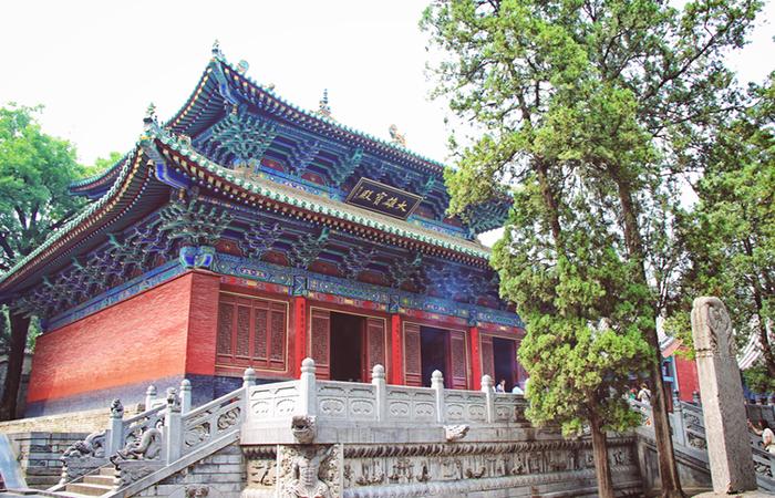 """嵩山少林寺:世界著名佛教寺院,被誉为""""天下第一名刹""""!"""