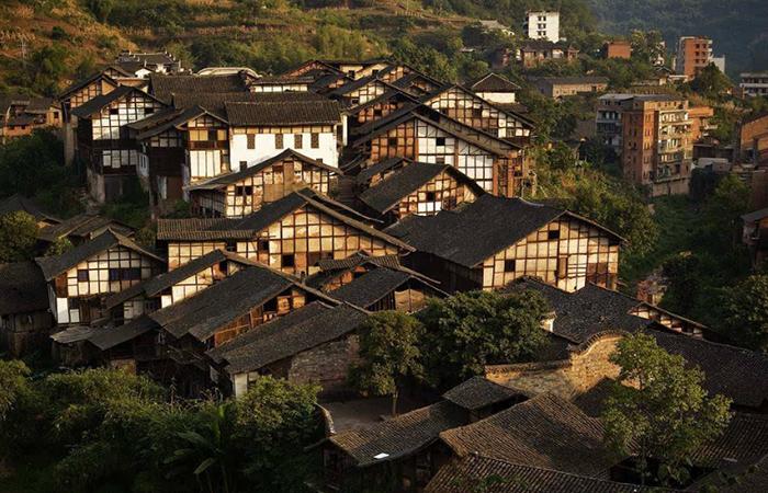 四川古建筑风格以及典型代表
