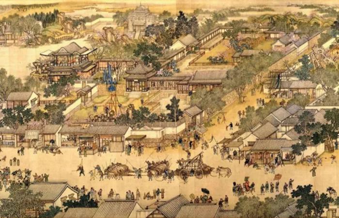 中国古代历史变革中的企业家精神