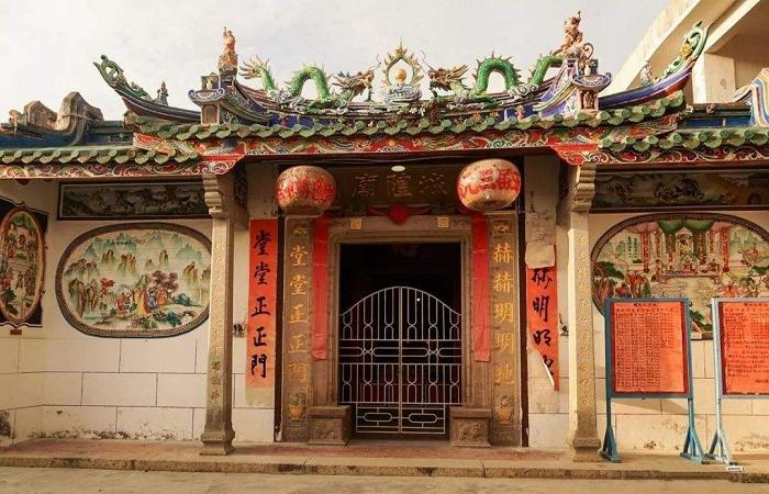 """惠东平海古城被誉为岭南文化的""""活化石"""""""