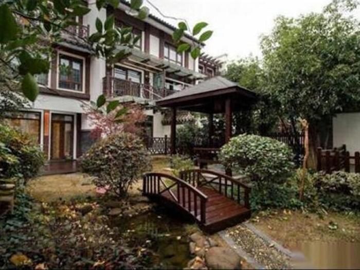 杭州西溪湿地300方独门独院别墅出售