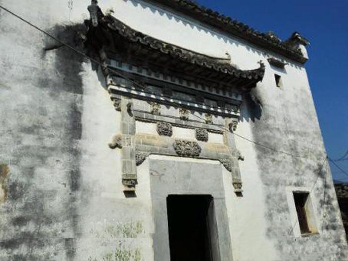 明清老宅出售黟县
