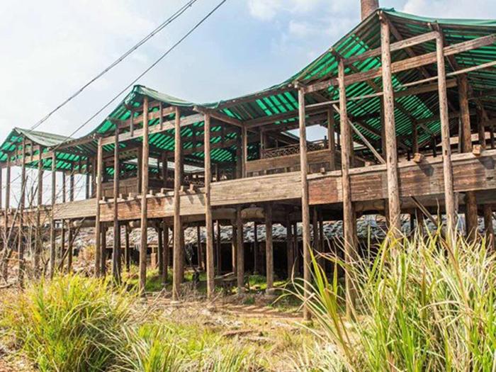金华兰溪可移古建民居出售