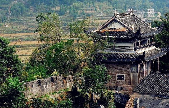 黄丝桥古城——湘西保存最为完整的一座古城堡