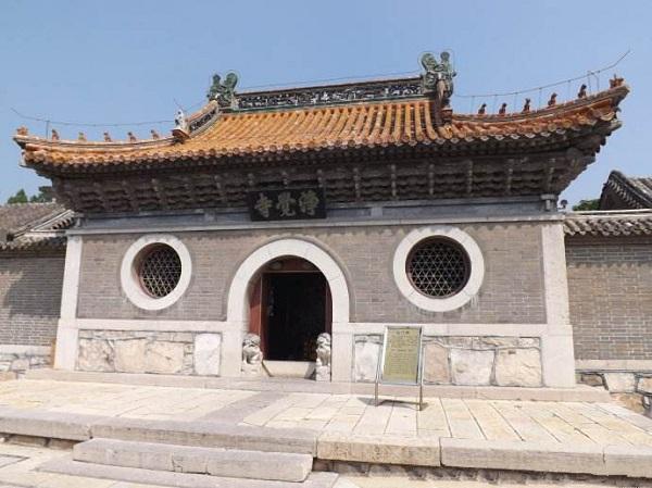 玉田净觉寺