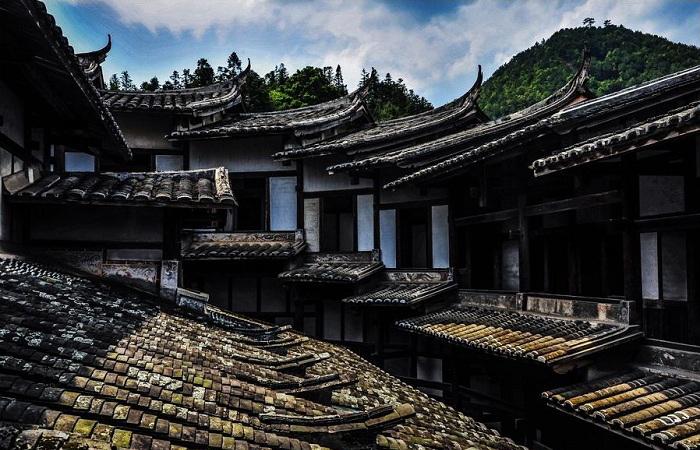 永安安贞堡——福建省保存最完好的古代夯土建筑之一