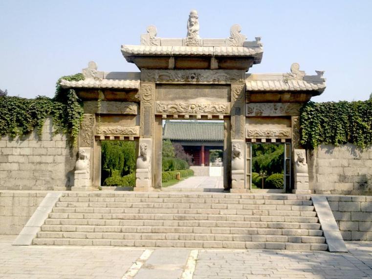 中国古建筑