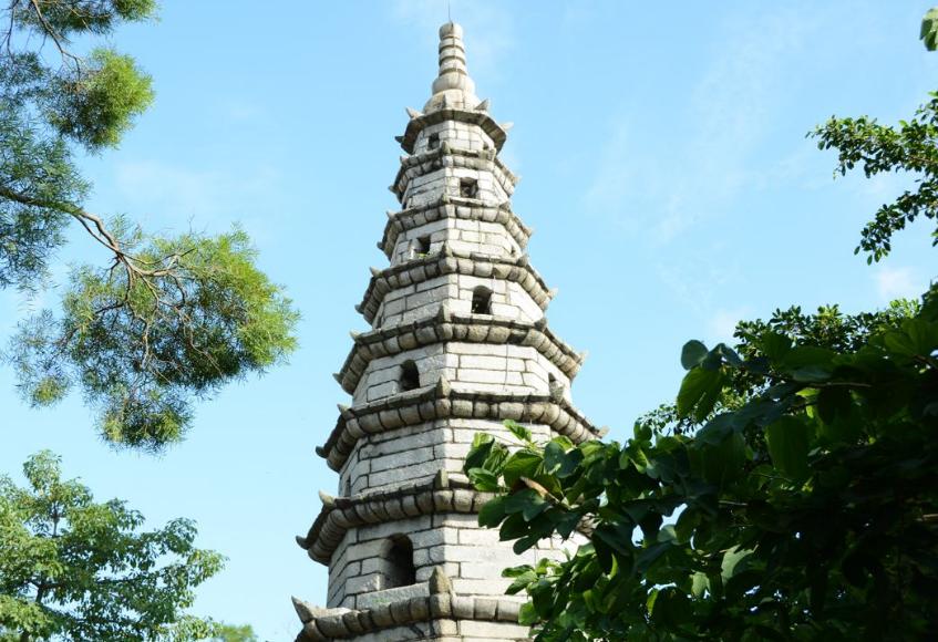 寺庙古建筑