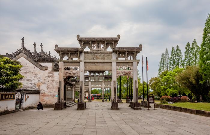 中国古建筑中关于石雕的分类有哪些?