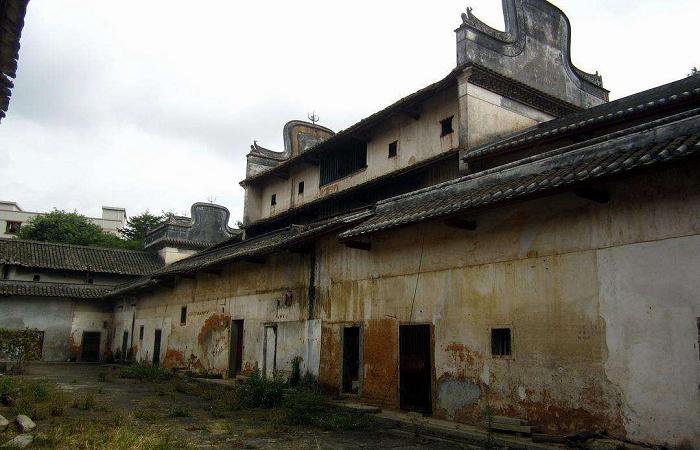 龙田世居——深圳最具代表的客家围屋之一