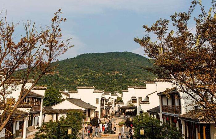 """陆巷古村——被誉为""""太湖第一古村"""""""