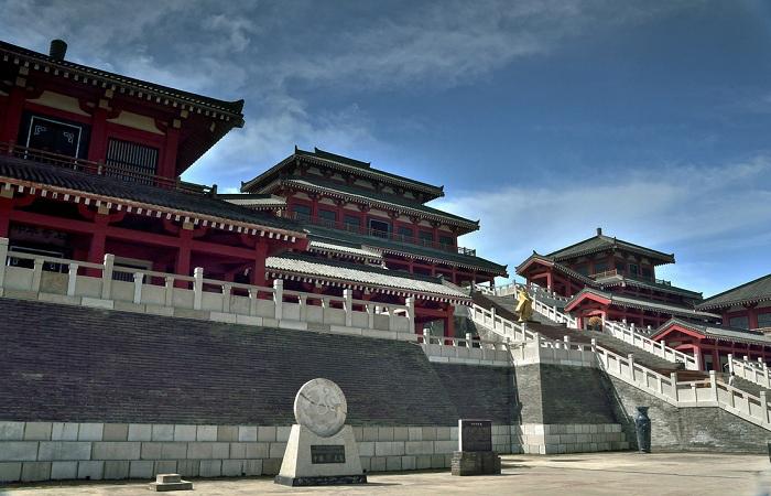 探索中国古代汉朝建筑的辉煌