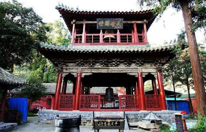 平武报恩寺——隐藏深山500年的皇宫