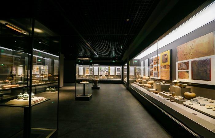 全国首个海塘遗址博物馆杭州开馆