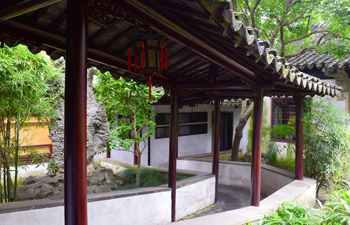 中国古代园林的意境如何营造?